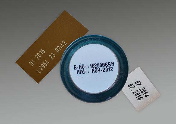 Lasermark Inkjet